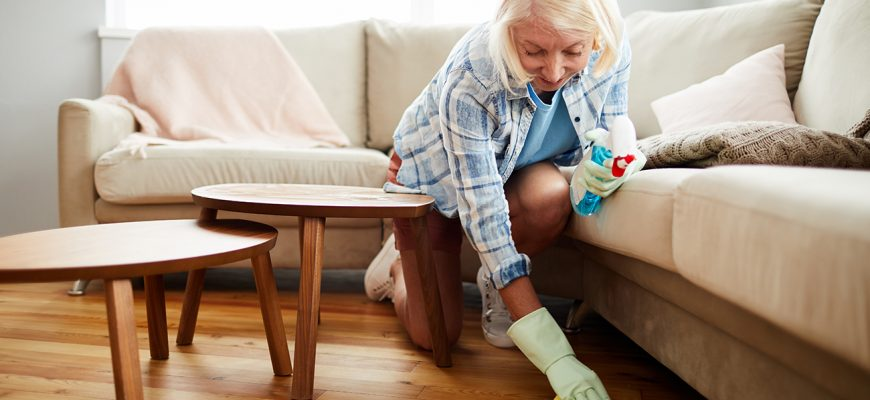 Simple Habits for a Cleaner Home